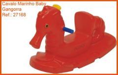 Cavalo Marinho Baby Gangorra