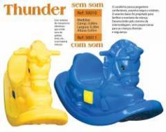 Cavalo Thunder c/ Som