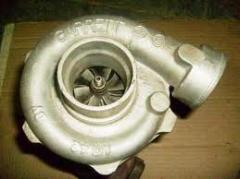 Componentes para motores a diesel.