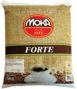 Café Moka Forte Torrado Grão 5kg