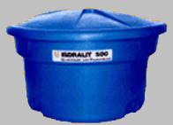 Caixa d'agua plastica