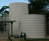 Reservatórios Especiais para produtos oxidativos