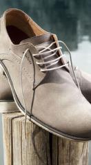 Sapatos masculinos estivais