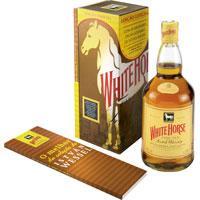Whisky White Horse Gt Livro 1L