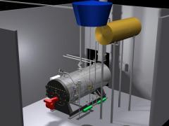 Caldeira Power Fire Concept