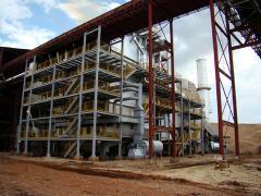 Queima de biomassa