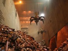Caldeiras - Queima de Lixo
