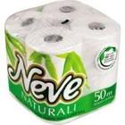 Papel Higienico Neve Naturali 50m C/8