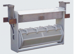 Tambor rotativo de polipropileno  - fabricado
