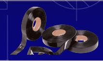 Fita plástica - fita plástica em PVC flexível