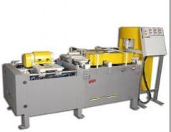 Máquinas: Cabeceira, Torneadora e Furadeira.