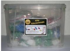 Kit escola composição, estrutura e duplicação do