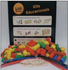 Kit Protein Folder - para o ensino avançado de