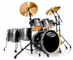 Instrumentos musicais de percursão