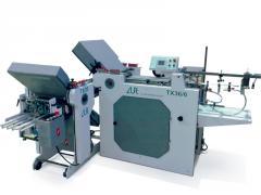 Máquina e equipamentos gráficos.