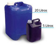 Embalagens de polietileno de alta densidade e alto