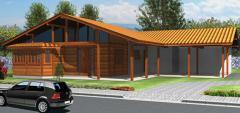Casa de Madeira 195,91 m2