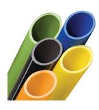 Dutos e subdutos para fibra óptica e acessórios .