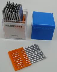 Needle for sewing machines