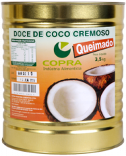 Doce de Coco Queimado