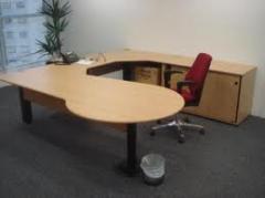Mesas para escritório.
