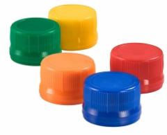 A tampa TES 24 foi desenvolvida para frascos de