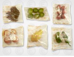 Embalagens para conservação de Frutas e Hortaliças