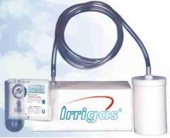 Sistema Gasoso de Irrigação