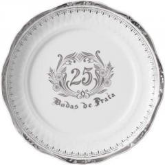 Conjunto Bodas de Prata - 6 peças