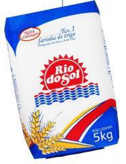 Farinha de trigo especial Rio do Sol