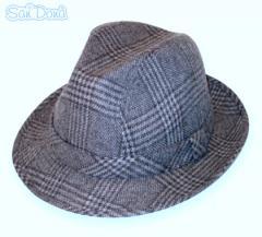 Chapéus de Tecido e Fedoras