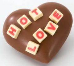 Coração Hot Love