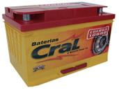 Baterias com elementos de prata e chumbo