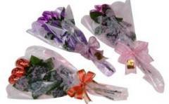 Flores de Chocolate I