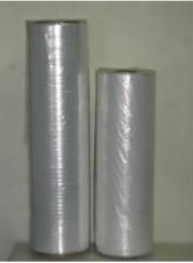 Bobinas plásticas são usadas para diversas