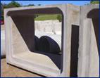 Galerias de concreto armado
