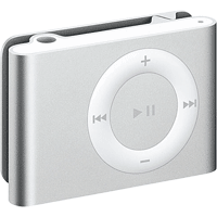 IPod Shuffle 1GB Silver – APPLE