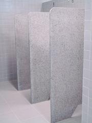 Divisórias de granilite