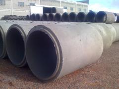 Tubos de Concreto Simples - Macho e Fêmea