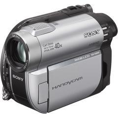 Filmadora Handycam DCR-DVD610 - Sony