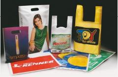 Sacolas - a  Pierplast fabrica sacolas de diversos