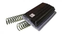 Espirais PVC - fabricados em PVC de Alto-brilho