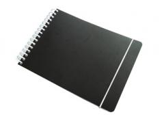Caderno desenho  - fabricado com matérias primas
