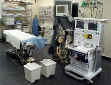 Equipamento médico hospitalar