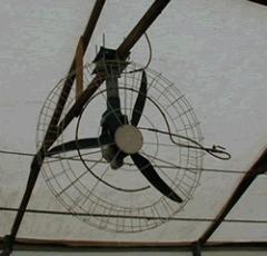 Ventilador Giratorio de 360К