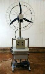 Ventilador Fixo ou Oscilante