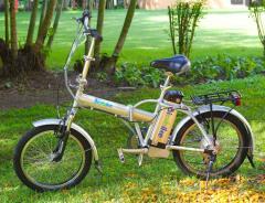 Bicicleta Elétrica Biobike Modelo: B-2052