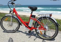 Bicicleta Elétrica Biobike Modelo: JS-32