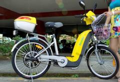 Bicicleta Elétrica Biobike Modelo: JS - 150