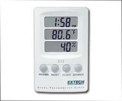Higro Termometro Relogio